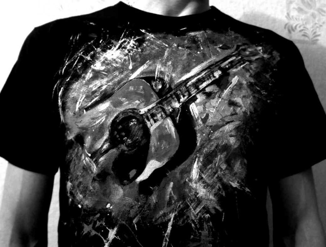 Новые футболки с рисунками
